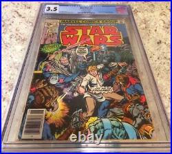 1977 Star Wars #2 0.35 Cent Variant CGC MARVEL KEY very HTF RARE make an offer