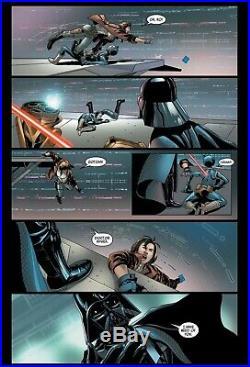 DARTH VADER #3 CGC 9.8 1st Appearance Doctor Aphra NM/MT 2015 Marvel #comics