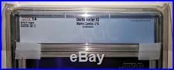 DARTH VADER #3 Variant 125 LARROCA Cover 1st APHRA CGC 9.6 Marvel Star Wars Key