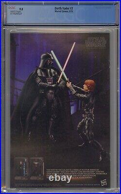 Darth Vader #3 Cgc 9.8 1st Doctor Aphra Triple Zero Bt-1 Marvel