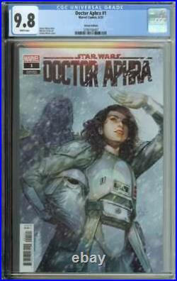 Doctor Aphra #1 CGC 9.8 Witter Variant Star Wars