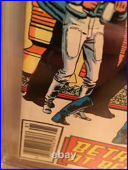 MARVEL STAR WARS #43 CGC 9.8 WHITE PAGES 1st LANDO CALRISSIAN NEWSSTAND