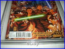 MARVEL Star Wars Kanan The Last Padawan #1 (2015) CGC 9.6 WHITE pages