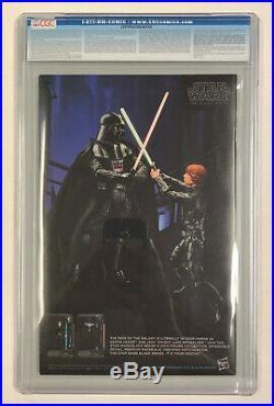 Marvel Star Wars Darth Vader #3 May 2015 CGC 9.8 Variant 1st Aphra BT-1 (BB MO)