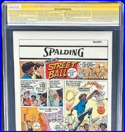 STAR WARS #1 (1977) 3X SIGNED STAN LEE & MORE CGC SS 9.6 1ST PRINT Marvel
