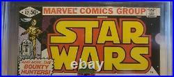 STAR WARS #42 CBCS 9.6 NM/NM+ first appearance BOBA FETT cgc Mandalorian yoda