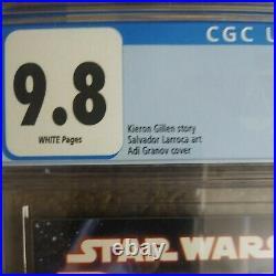 STAR WARS DARTH VADER #3 CGC 9.8 W 1st Print DOCTOR APHRA