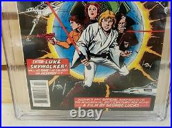Star Wars #1 CGC 9.0 (Marvel Comics 1977) First Printing 1st Print
