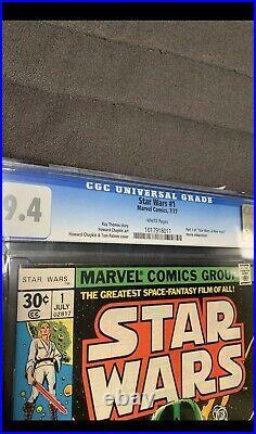 Star Wars #1 CGC 9.4