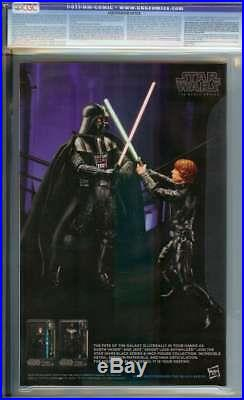 Star Wars #1 Cgc 9.8 White Pages Ross Variant