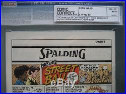 Star Wars #1 First Print CGC 9.0 WP 35 Cent Price Variant Marvel Comics 1977