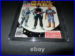 Star Wars 42 CGC 9.4 NM 1st Boba Fett (Marvel 1980)