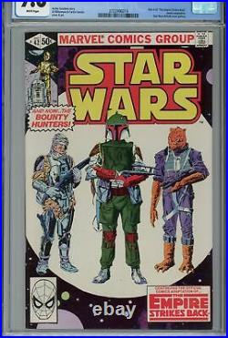 Star Wars #42 CGC 9.8 1st Appearance of Boba Fett