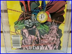 Star Wars #68 1983 MARVEL Comics 1st Mandalorians CGC 9.4