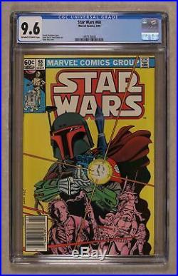 Star Wars #68 CGC 9.6 1983 1497120033