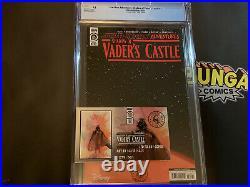 Star Wars Adventures Shadow of Vaders Castle #1 Mack Virgin CGC 9.8 LTD 501