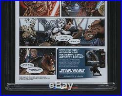 Star Wars Clone Wars #1 CGC 9.8 1st App Ashoka Tano Dark Horse Comics 2008