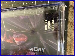 Star Wars Clone Wars #1 Special Edition CGC 9.8 Dark Horse Limited To 1000 2008