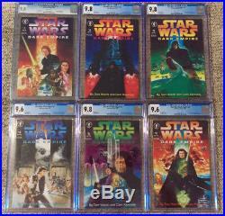 Star Wars Dark Empire CGC 9.6 9.8