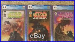 Star Wars Dark Empire II CGC 9.8