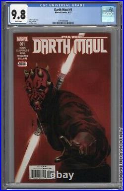 Star Wars Darth Maul #1 CGC 9.8