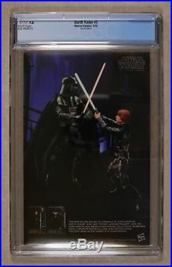 Star Wars Darth Vader #3B Larroca 125 Variant 1st Printing CGC 9.8 2015