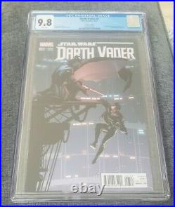 Star Wars Darth Vader #3 125 Variant CGC 9.8 First Doctor Aphra Triple Zero