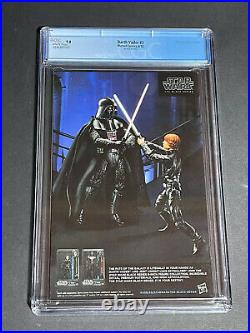 Star Wars Darth Vader 3 CGC 9.8. 1st Doctor AphraWhite Pages 2nd print