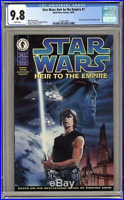 Star Wars Heir to the Empire #1 CGC 9.8 1995 2116617001