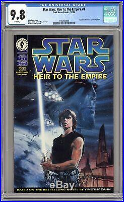 Star Wars Heir to the Empire #1 CGC 9.8 1995 2122175005