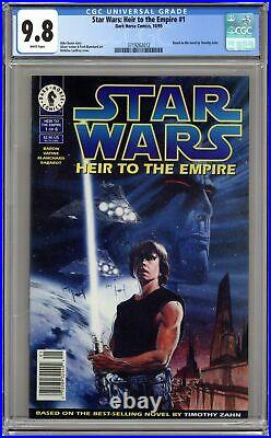 Star Wars Heir to the Empire #1 CGC 9.8 1995 3719262012