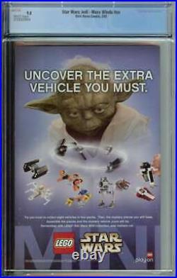 Star Wars Jedi Mace Windu #nn 1st app Asajj Ventress