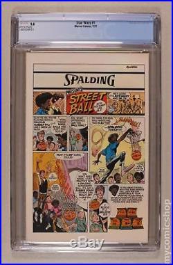 Star Wars (Marvel) #1 1977 1st Printing CGC 9.8 1445006013