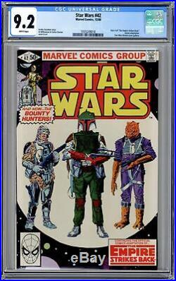 Star Wars (Marvel) #42 1980 CGC 9.2 1555249018