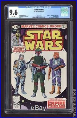 Star Wars (Marvel) #42 1980 CGC 9.6 1445011006
