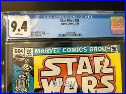 Star Wars comic 68 CGC 9.4 Boba Fett Book 1st first Mandalorian not 9.6 9.8 1982